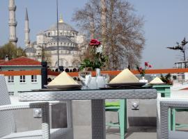فندق تاريخي للبيع في اسطنبول