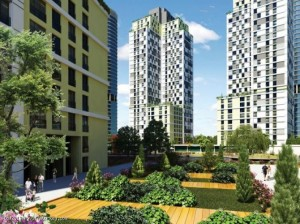 Buy apartment in Istanbul