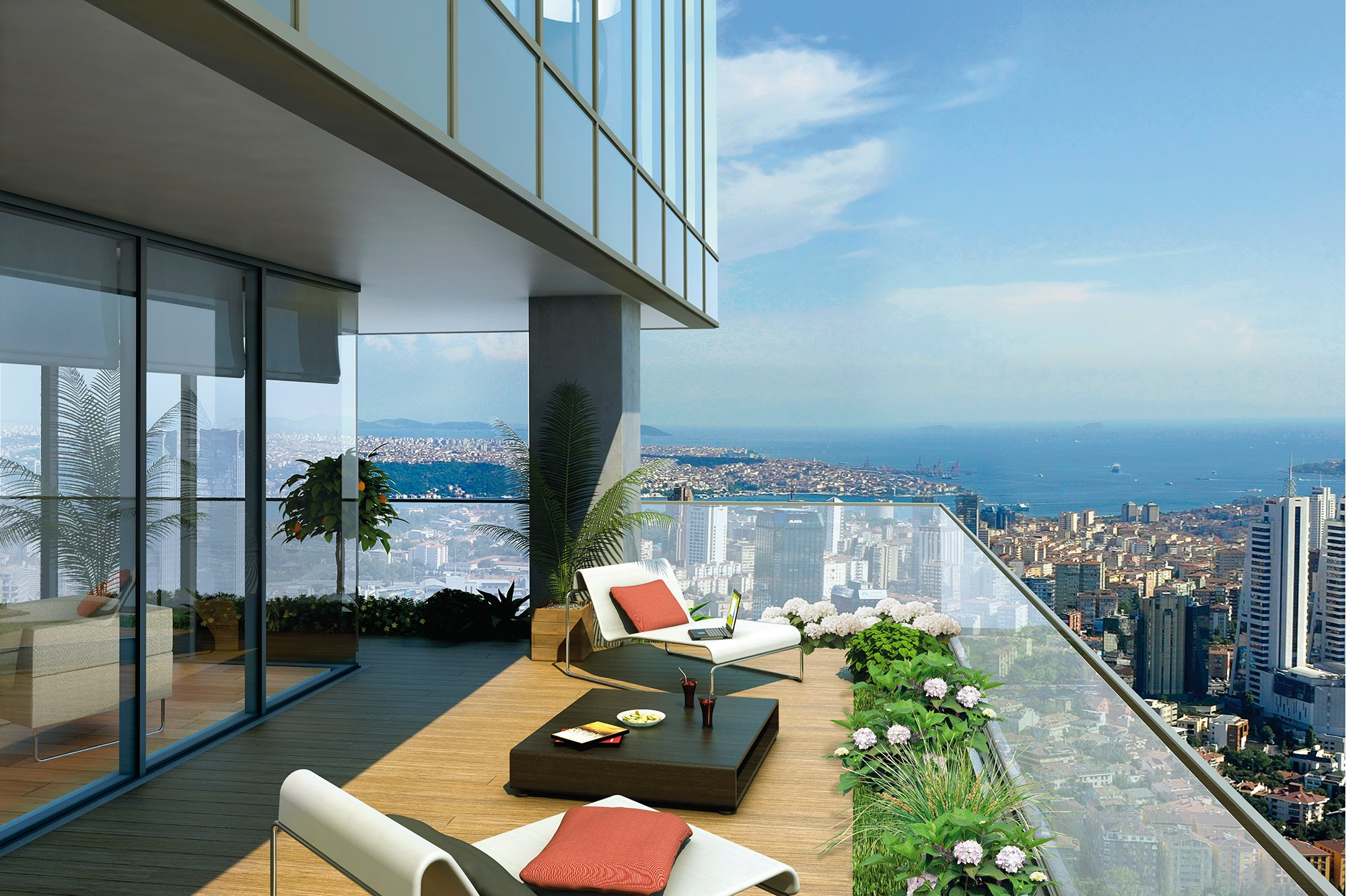 Looking for an apartment for sale in Istanbul?