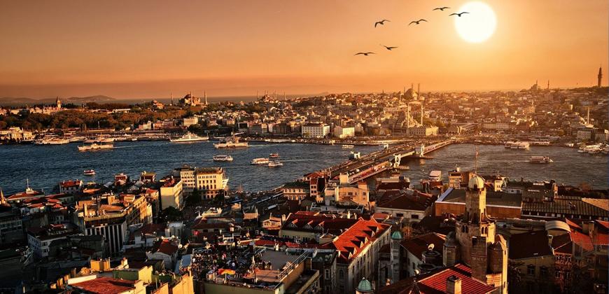 Istanbul Exclusive Villa in Complex