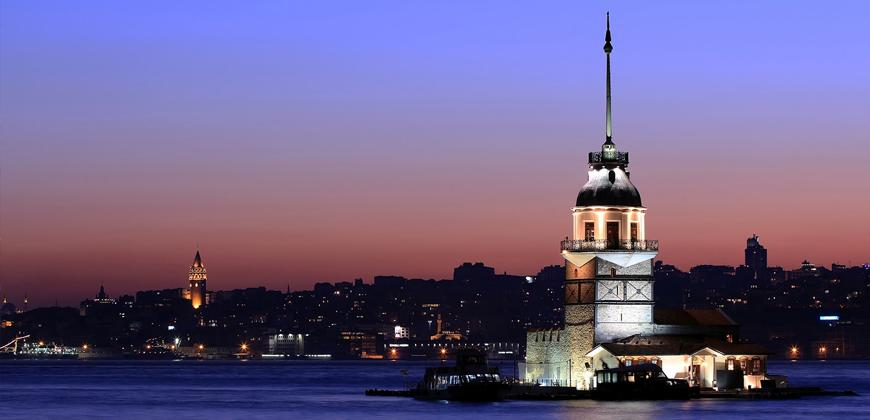 فيلا في اسطنبول مطلة على البوسفور