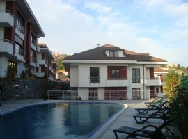 Modern Compound with Bosporus View