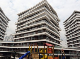 Luxury Apartments in Unique Project, Istanbul