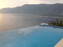 Ultra Luxury Sea Front Villa in Kaş