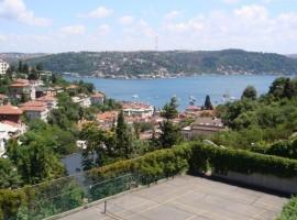 Bebek villa in best Istanbul location