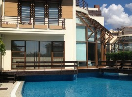 Villa at the seaside in Istanbul for sale