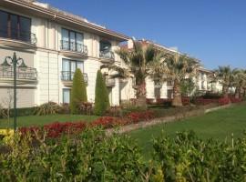 Modern villa very close to the sea and beach