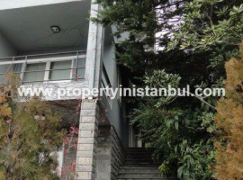 Private Emirgan villa with Bosphorus view Istanbul