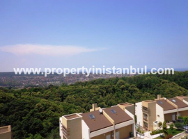 Luxury Sariyer villa for sale in Istanbul with sea view