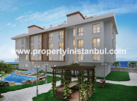 Panorama Marmara Sea view Istanbul homes