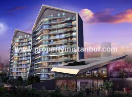 Luxury real estate in Istanbul Beylikduzu area